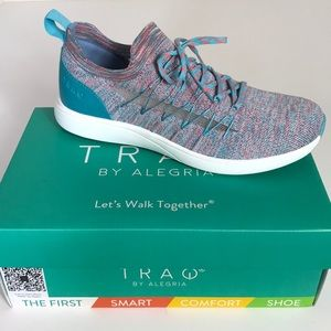 Alegria Shoes - TRAQ by Alegria Synq Lace-Up Athletic Sneakers